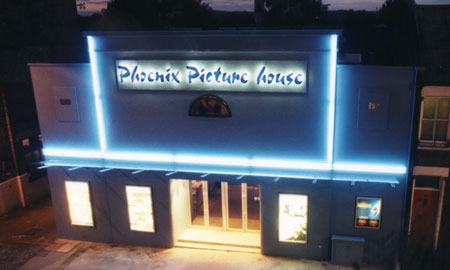 Phoenix Picture House in 1998