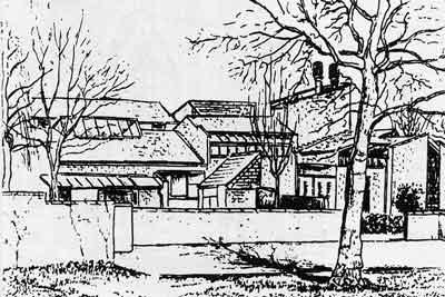 St. Barnabas School, Hart Street