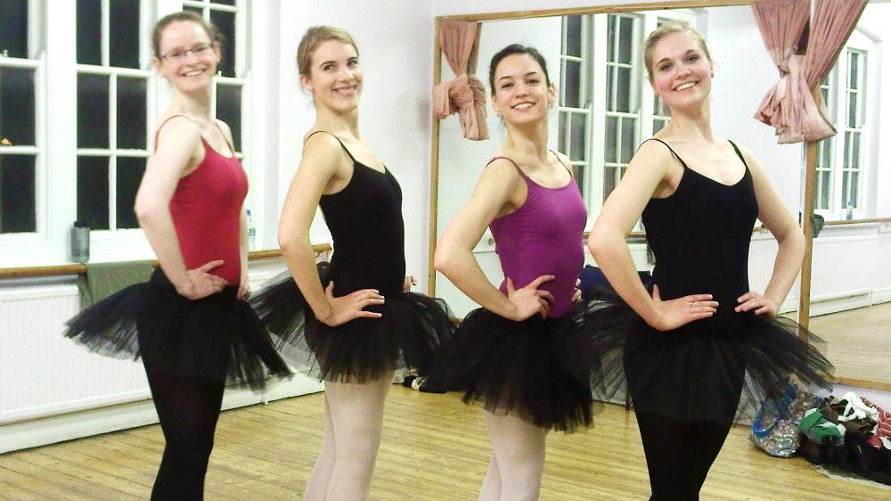 Adult ballet (Yuka)