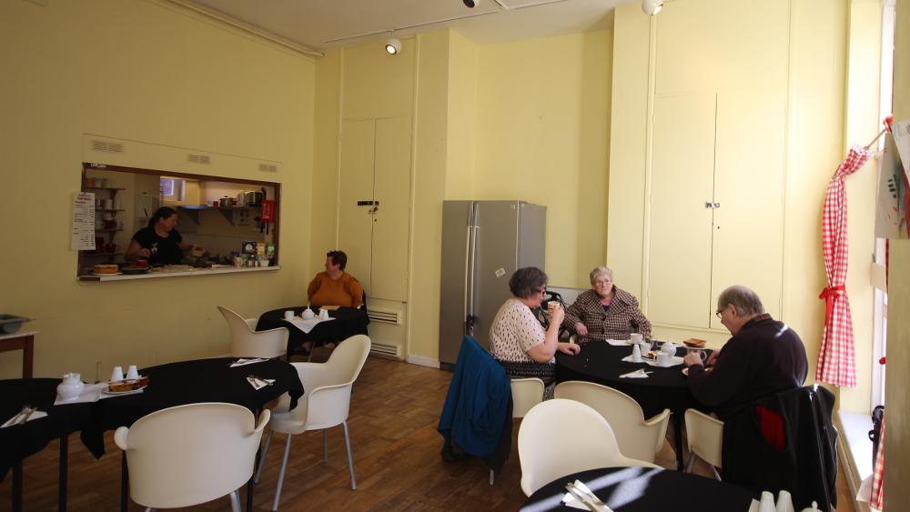 Jericho Community Cafe